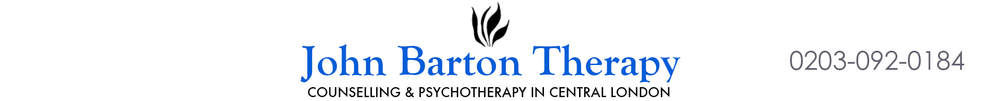 JOHN BARTON THERAPY | CENTRAL LONDON